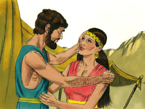 Very Different Twins - A Bible Story about Jacob and Esau by Linda ...
