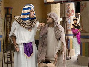 Joseph Resists Temptation Bible Story About Joseph By