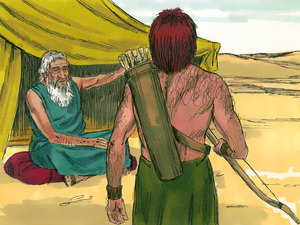 Lies, Deceit, and Trickery - a Bible story about Jacob as told by ...
