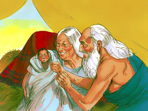 the sacrifice of isaac a bible story about abraham and