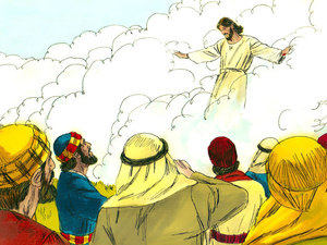 The cloud surrounded