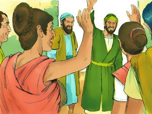story of paul and silas for kids