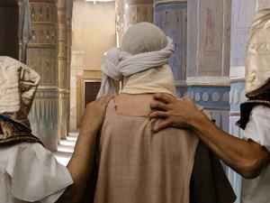 Potiphar Had Joseph Thrown Into Prison