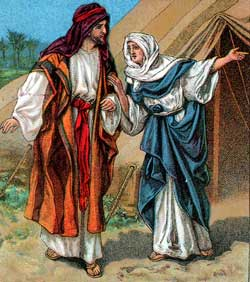 Jacob Esau Bible
