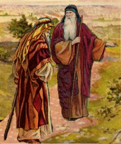Eliezer, Abraham's Faithful Servant - a Bible Story about Abraham ...