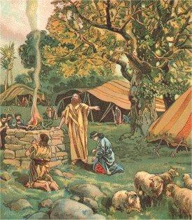 Isaac Bible